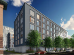 Take a look at Alexandria's latest apartment complex in Kendall Square