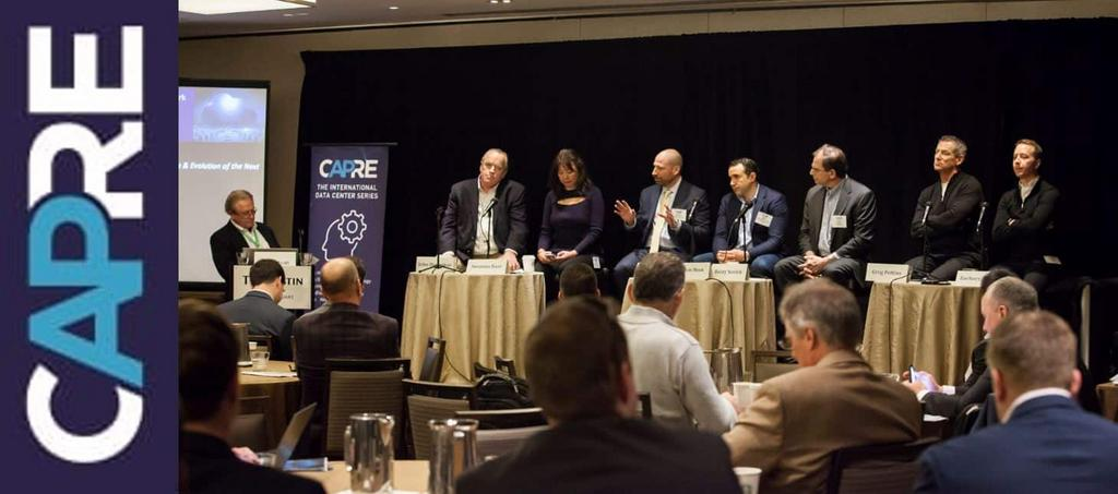 CAPRE's Second Annual Greater Boston & New England Data Center Summit