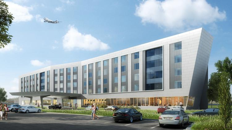 The Rose A Boutique Hotel That Will Be Part Of Hilton Hotels Tapestry