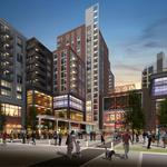 Joint venture to begin construction next year on $350M Hoffman Town Center project