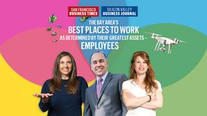 Meet the Best Places to Work in the Bay Area 2018