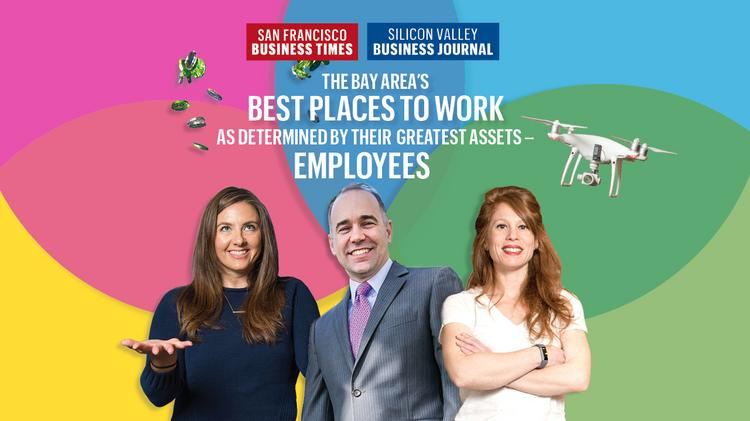 The 2018 Ranking Of 130 Best Places To Work In Bay Area
