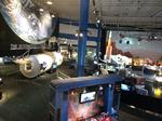 Sneak peek: Tour Space Center Houston's new exhibit, Mission Control renovations