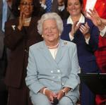 Former Morehouse President Louis Sullivan, Atlanta leaders reflect on Barbara Bush's legacy