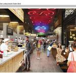 Longtime Cross Street Market tenant on $7.2M overhaul: 'It's progress and you can't stop it'