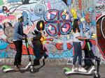 Startup launches electric scooter-sharing service in Wynwood