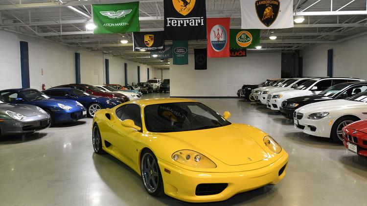 Eurostar Auto Gallery Sells Previously Owned Luxury And Exotic Vehicles.