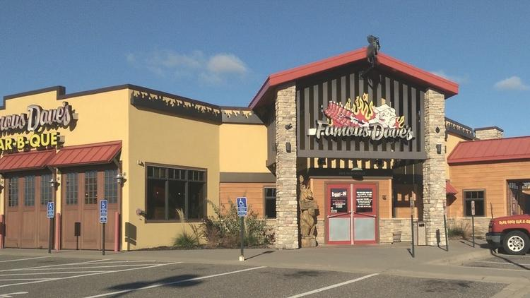 Famous Dave S Sells Coon Rapids Location Restaurant Will