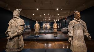 China's rarely seen terracotta treasures to debut in Cincinnati