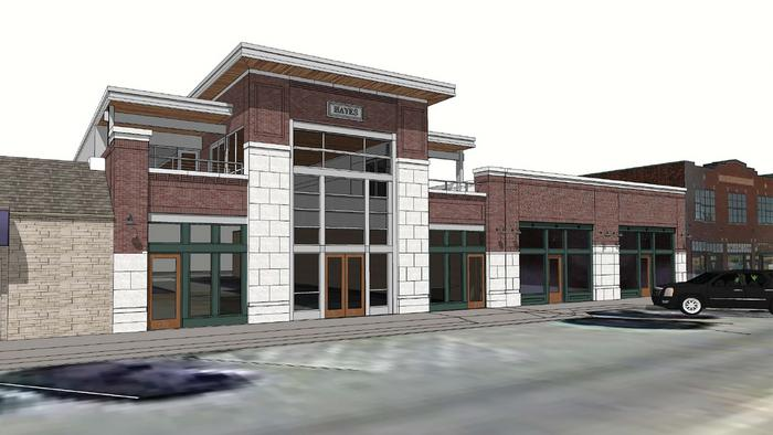 Hayes plans new Delano office building