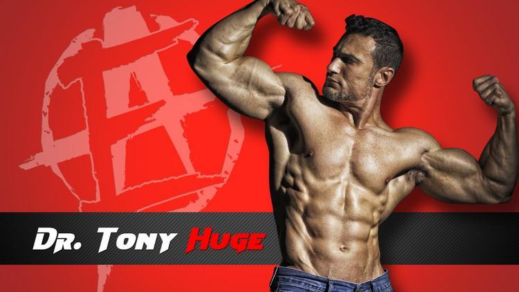 Sacramento-based Enhanced Athlete ordered to bring 'Dr  Tony Huge