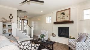 Light-Filled Halcyon Home