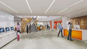 How virtual reality is fueling the design of Hilliard's library branch