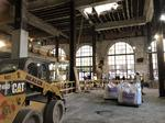 Several months into restoration, the Barnett building's future is taking shape