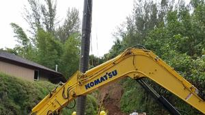 KIUC assists in rescue, restores power after severe floods hit Kauai's North Shore