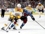 Preds survive late flurry to beat Avs