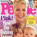 Pink makes cover of People's rebranded Beautiful Issue