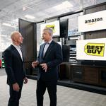 Analyst downplays impact of Best Buy-Amazon deal that tanked Roku stock