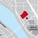 A look at the two sites that could become the future of baseball in Portland