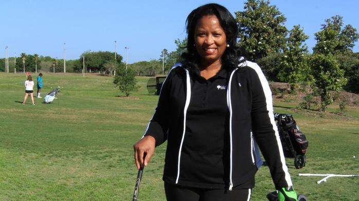 Editor's notebook: Women of Color Golf founder Clemmie Perry found her first set of clubs on a trash pile