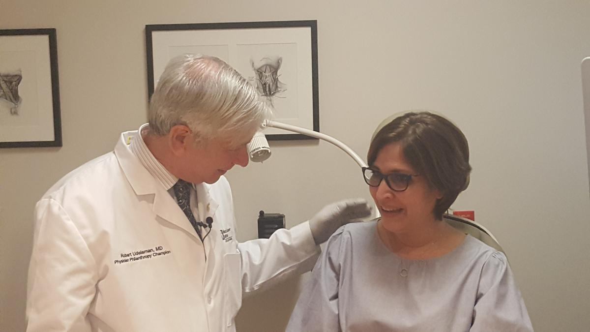 New Type Of Thyroid Surgery Leaves No Visible Scar South Florida