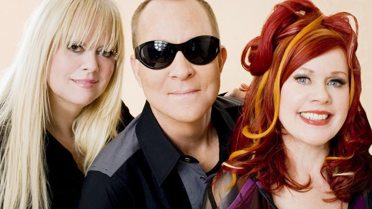 The B-52s call themselves