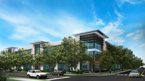 Developer obtains approval for new office building near Baptist Hospital