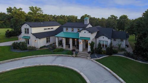 Stately 92 Acre Ranch In Conroe