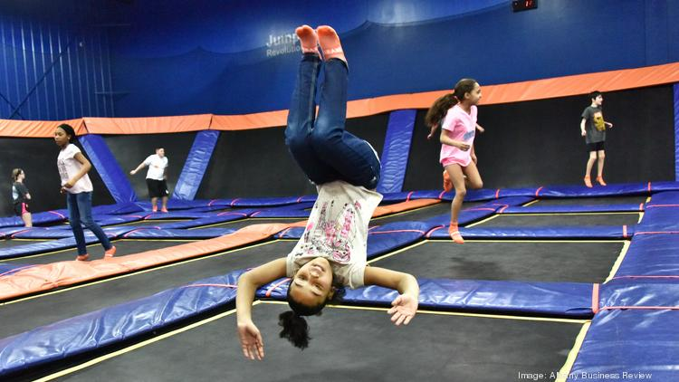 Sky Zone Trampoline Park to open at Clifton Park Center mall