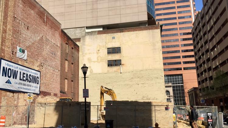 construction on a new hilton garden inn is slated to start this summer at the corner - Hilton Garden Inn Nashville Downtown