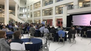 CEO focuses on next transformations now that ServiceMaster HQ is open