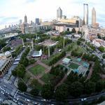 Donors spur renovation of Centennial Olympic Park