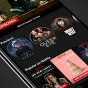 Netflix mobile previews look a lot like Snapchat stories