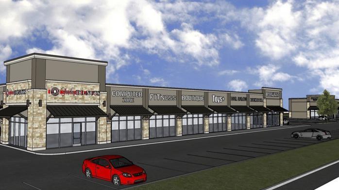McCombs, Rohde partner on Northwest infill retail development