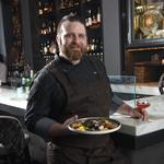 Patria puts vegetables forward on Four Seasons Hotel dinner menus