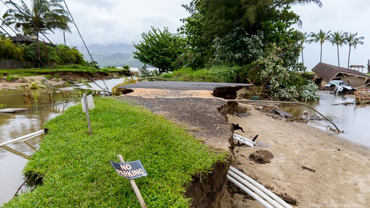 The Hanalei Dolphin To Reopen Soon Following Flood Damage