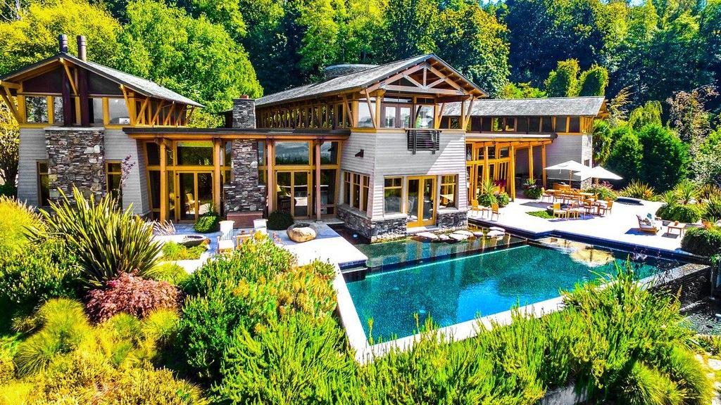 michael corliss lists 24 million hidden valley waterfront estate in normandy park photos puget sound business journal
