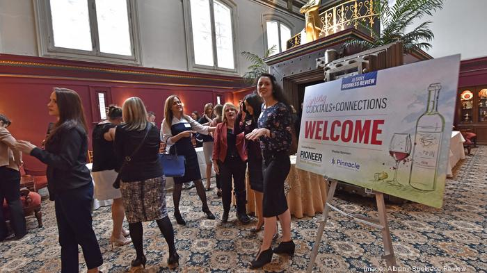 Who and what you missed at our Spring Cocktails and Connections