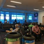 A DFW Airport restaurant doubles sales after getting smart glass