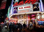 Citing 'escalating' rent, B.B. King's Times Square location will close