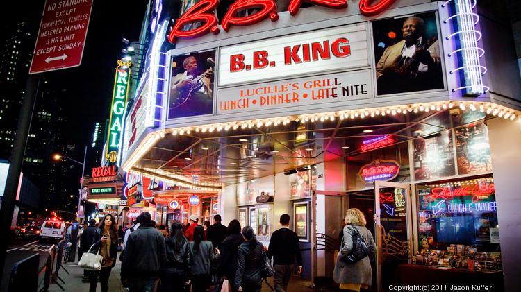 B.B. King Blues Club in Nashville
