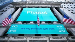 Dell-owned Pivotal Software raises $555 million in IPO