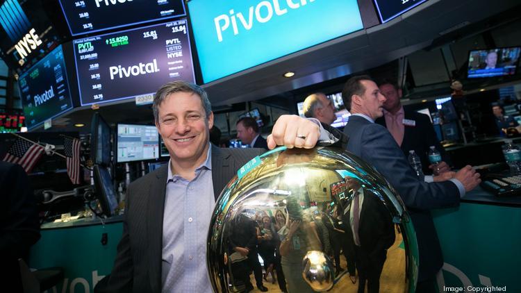 VMware plans to acquire Pivotal Software - Silicon Valley