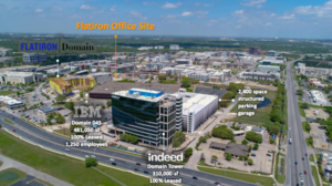 Two more office towers on tap in Austin's 'second downtown'