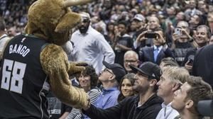 Bucks get big playoff win and new high-profile minority owner: Slideshow