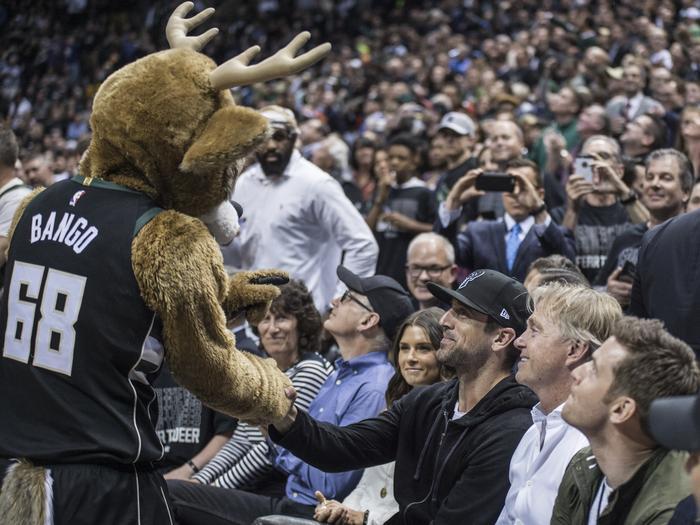 Bucks get big playoff win and new high-profile minority owner: Slideshow