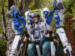 Disney debuts tech-suits, cupcakes and avian encounters at Animal Kingdom (PHOTOS) (Video)