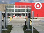 Target adding dozens of car-charging stations from Tesla, ChargePoint, VW's Electrify America