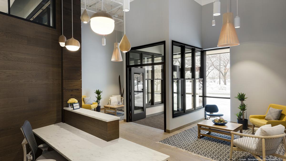 Marvin Windows Eagan E Is Nordic Meets Northwoods Minneapolis St Paul Business Journal