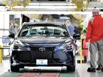 Toyota unveils new Avalon at Kentucky plant (PHOTOS)